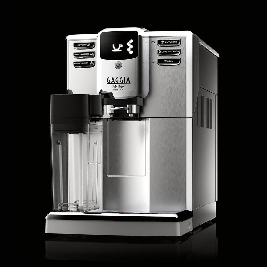 Gaggia Anima Stainless Steel Automatic Programmable Espresso Machine