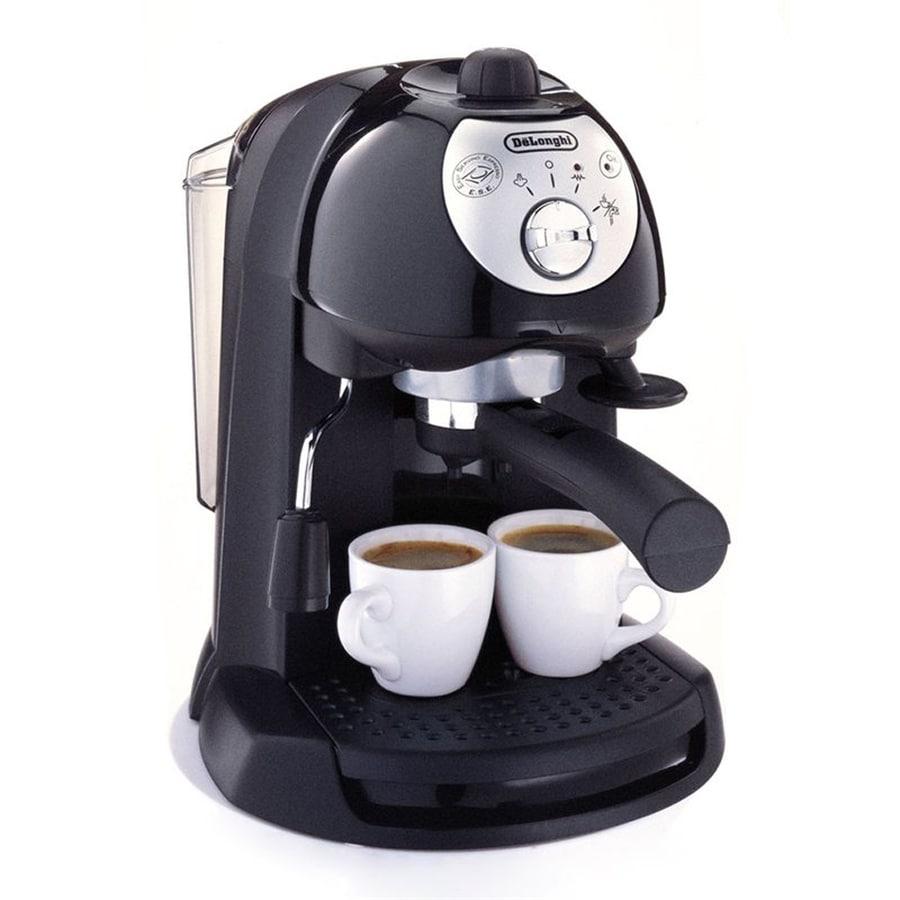 DeLonghi Stainless Steel Semi Automatic Espresso Machine