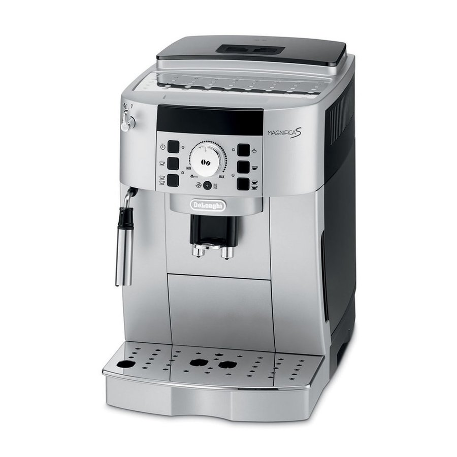 DeLonghi Magnifica XS Stainless Steel Super Automatic Programmable Espresso  Machine
