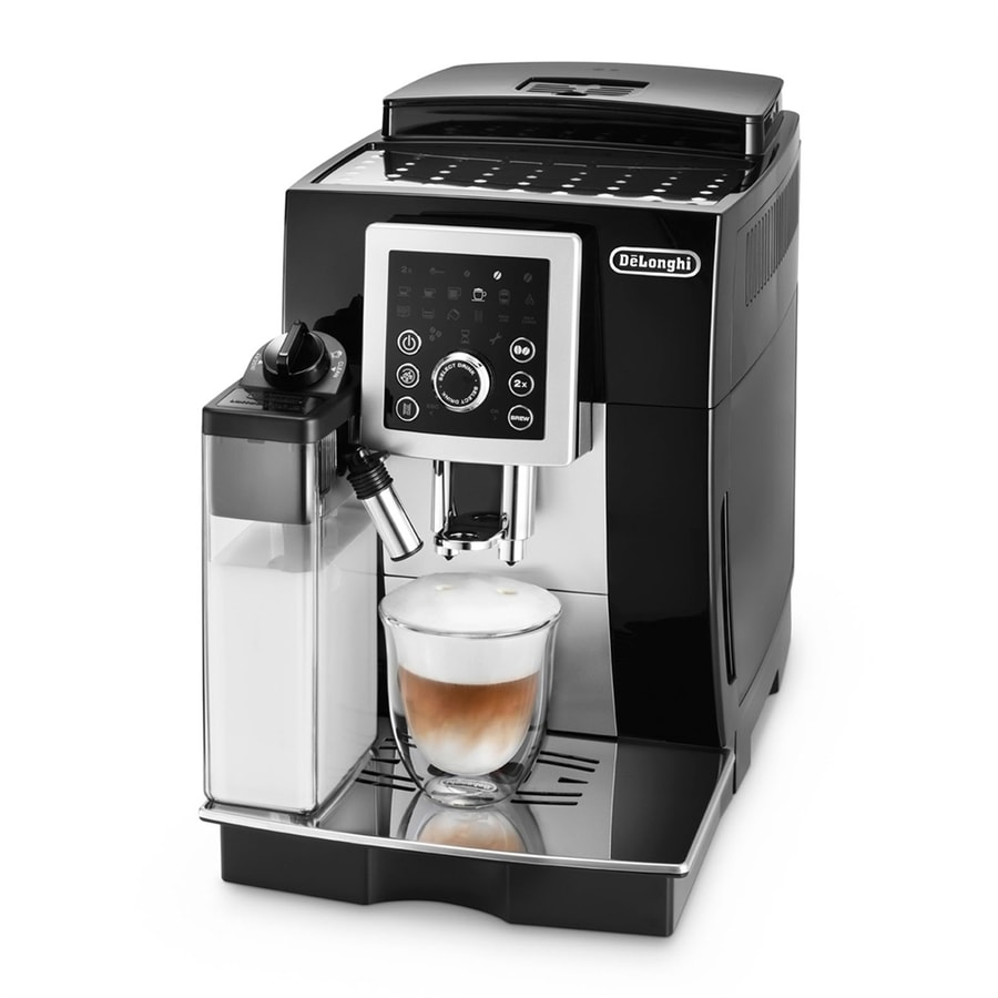 DeLonghi Magnifica S Stainless Steel Automatic Programmable Espresso Machine