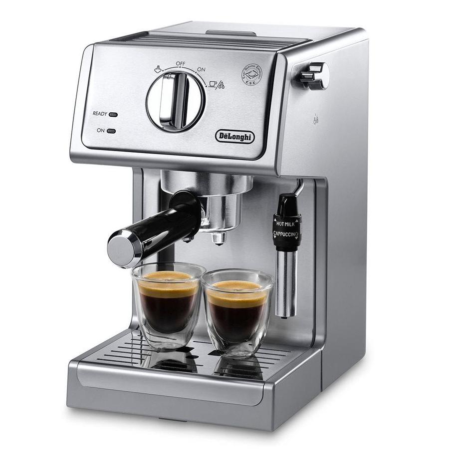 DeLonghi Stainless Steel Automatic Espresso Machine