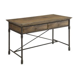 Coast to Coast Transitional Hylas Medium Brown Writing Desk