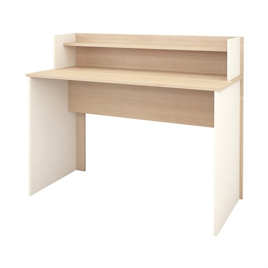Nexera Atelier Contemporary Natural Maple Writing Desk