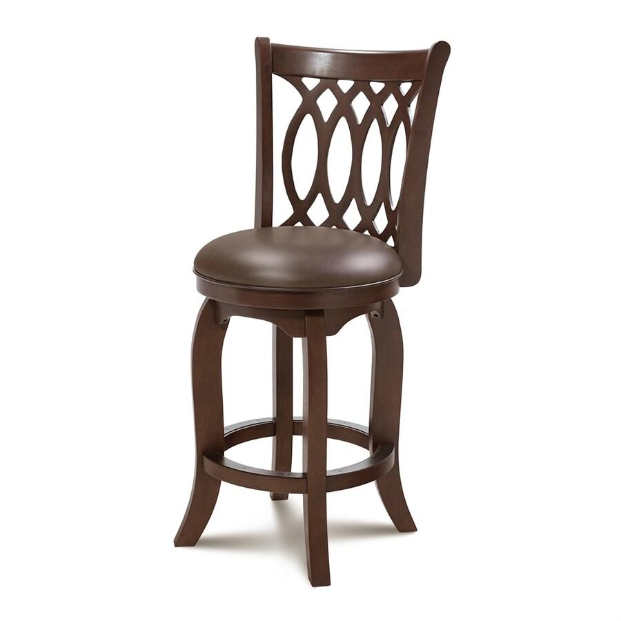 M&D Furniture Cambridge Casual Dark Cherry Bar Height