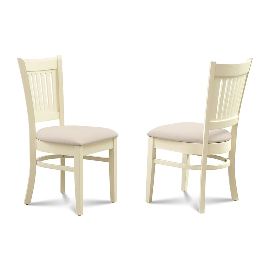 M&D Furniture Set of 2 Midu Side Chair