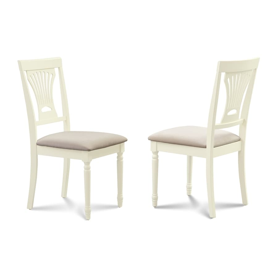 M&D Furniture Set of 2 Somerville Side Chair