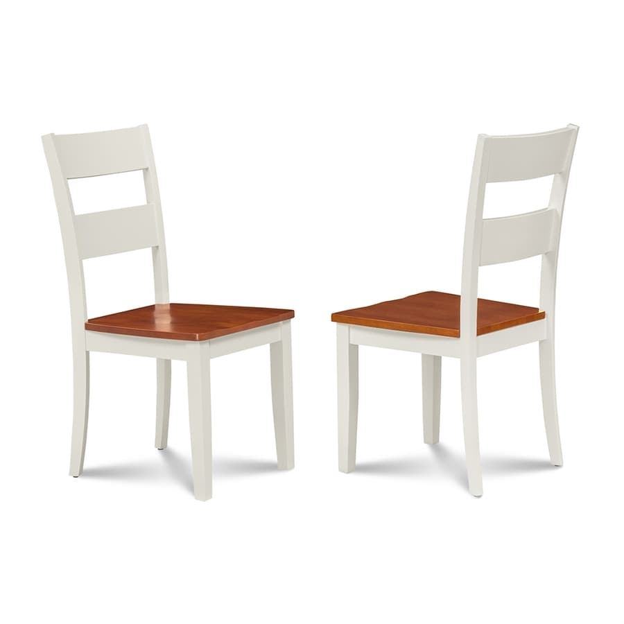 M&D Furniture Set of 2 Sunderland Cherry Side Chair