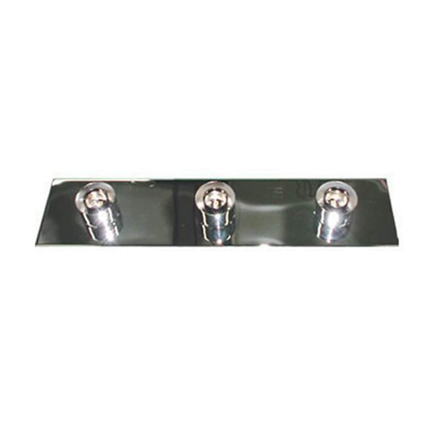 Whitfield Lighting Vanessa 3-Light 4.5-in Chrome Vanity Light Bar