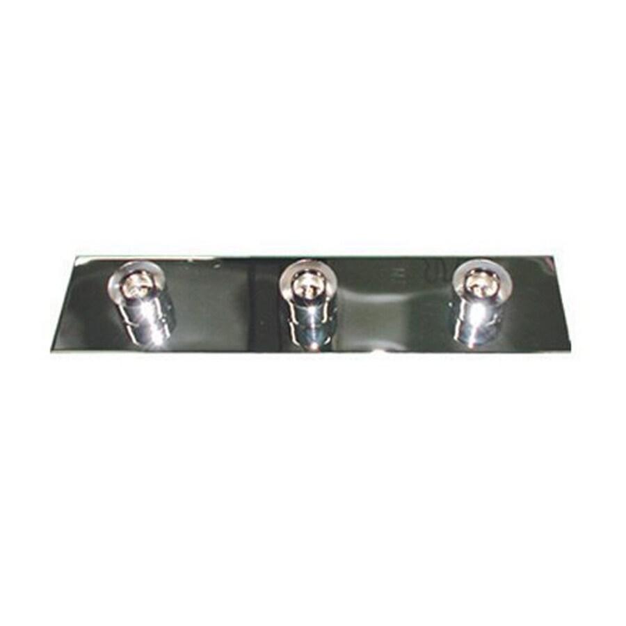 Adjustable Vanity Light Bar : Shop Whitfield Lighting Vanessa 3-Light 4.5-in Chrome Vanity Light Bar at Lowes.com