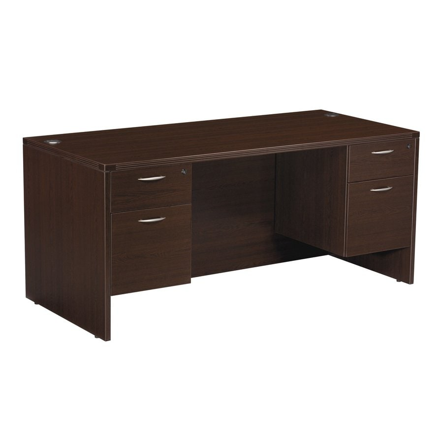 office star osp designs contemporary espresso credenza desk