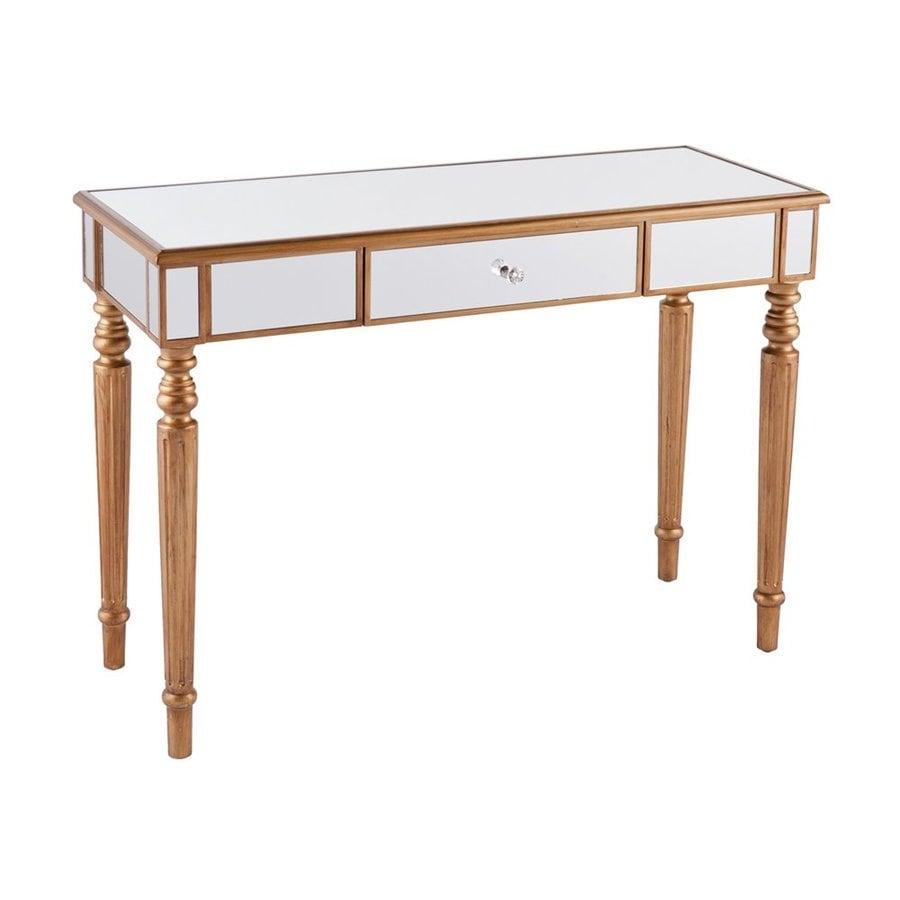 Boston Loft Furnishings Sofia Mirrored Console Table