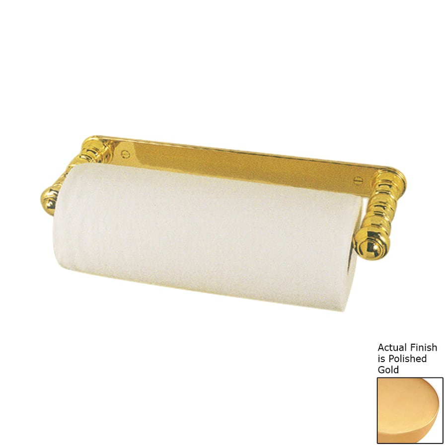 Paul Decorative Products Metal Mounted Paper Towel Holder