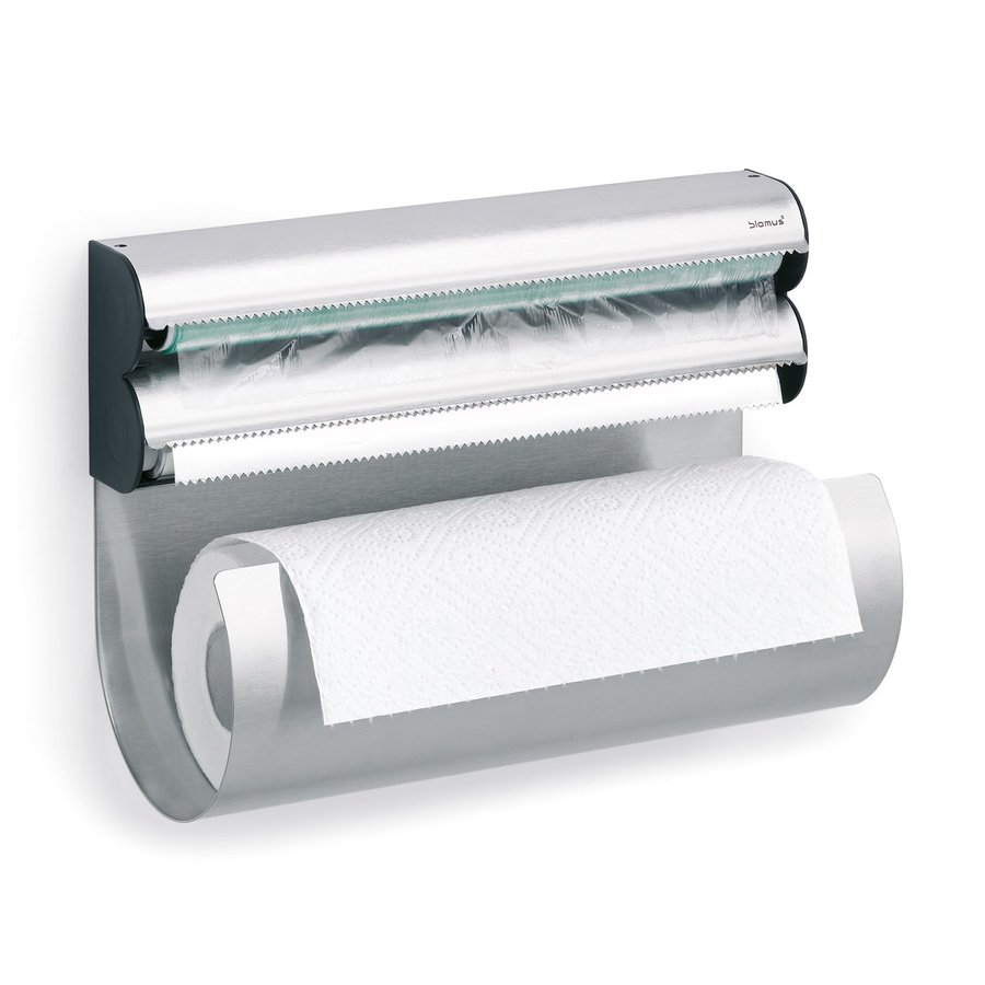 Blomus Metal Mounted Paper Towel Holder