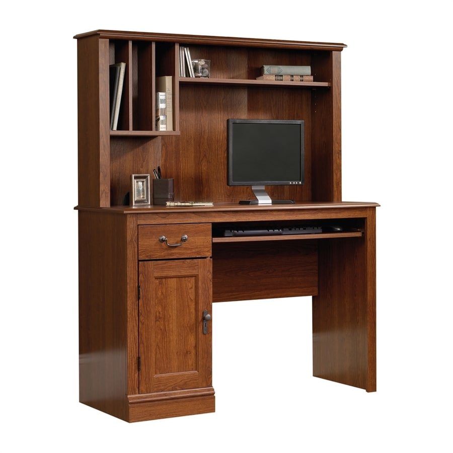 Shop Sauder Camden County Transitional Planked Cherry