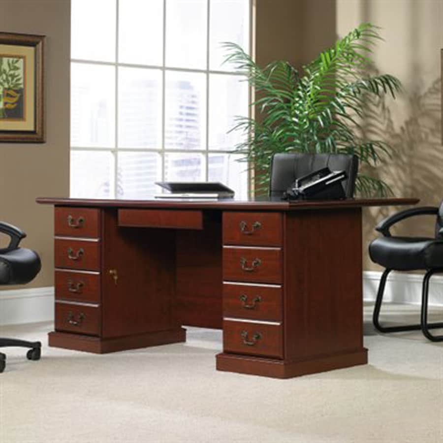 Sauder Heritage Hill Traditional Classic Cherry Executive
