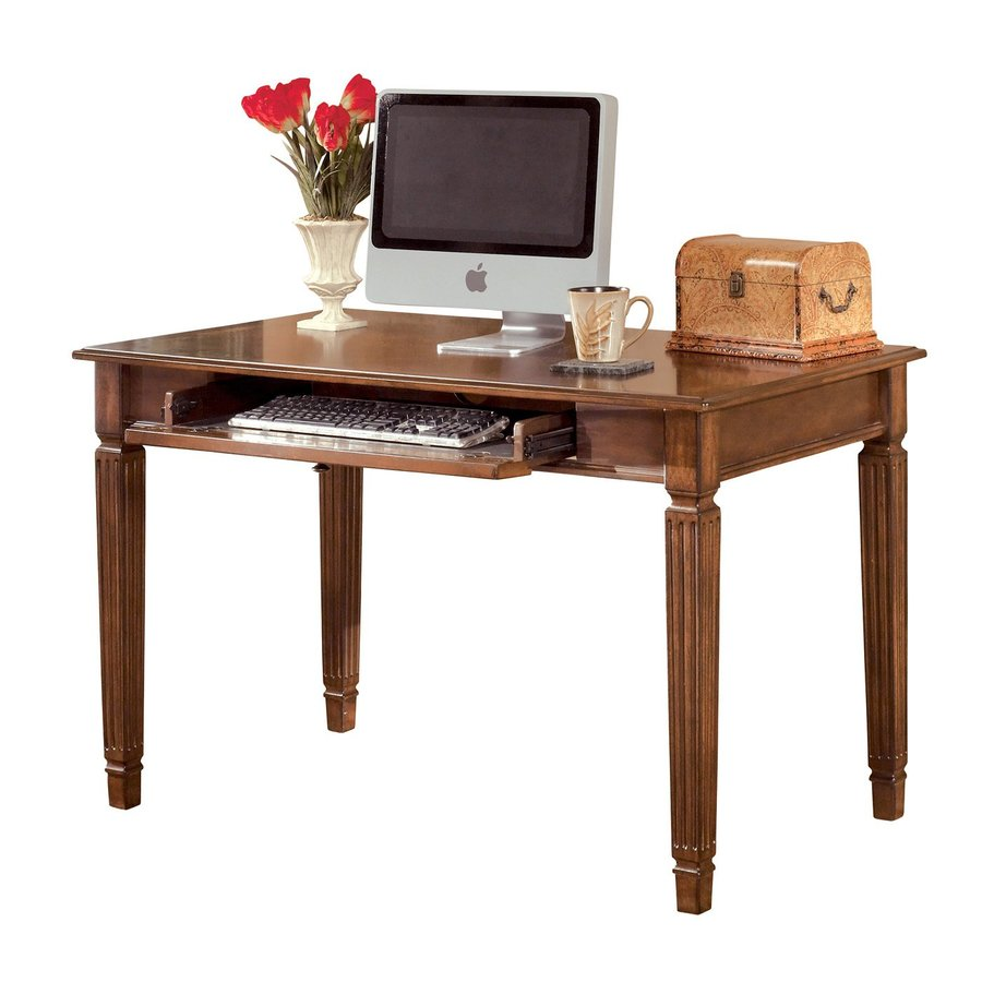 Ashley Furniture Serial Number Lookup Model Search Office: Signature Design By Ashley Hamlyn Traditional Medium Brown
