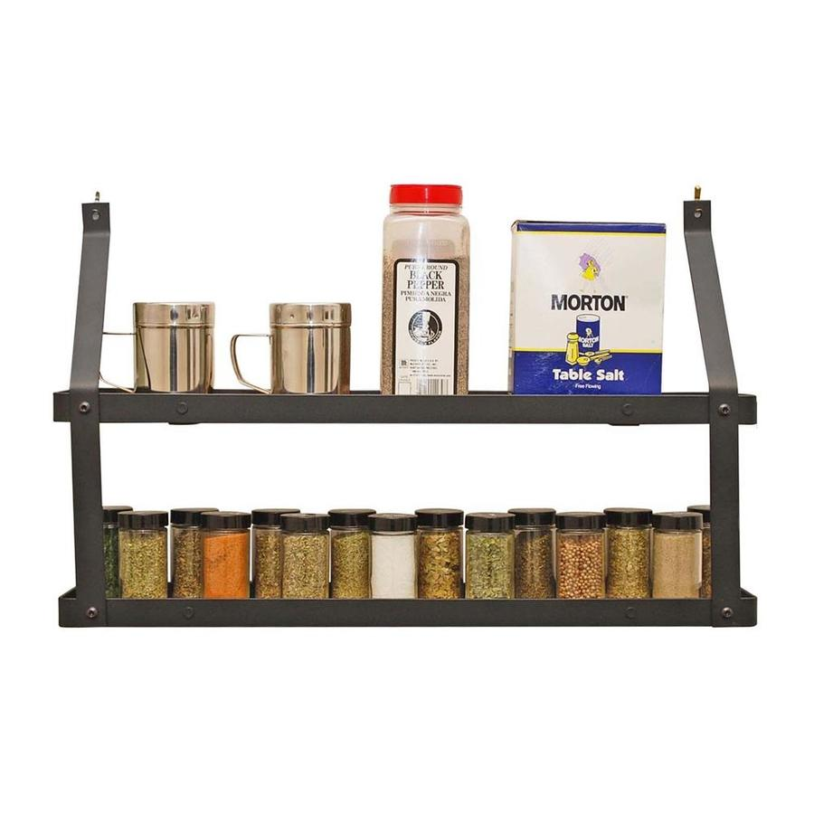 Shop Rogar International 24 In W X 22 In 2 Tier Door Wall