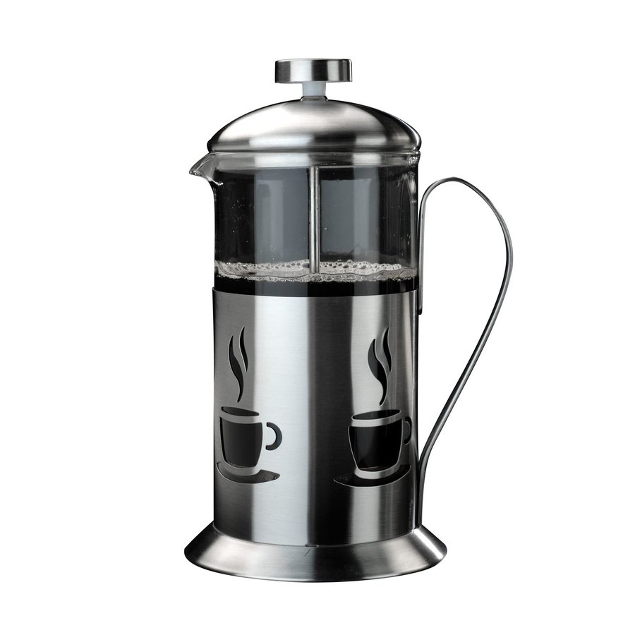 Best French Press Coffee Maker Cooks Illustrated : Shop BergHOFF Cook and Company 4-Cup Stainless Steel French Press at Lowes.com
