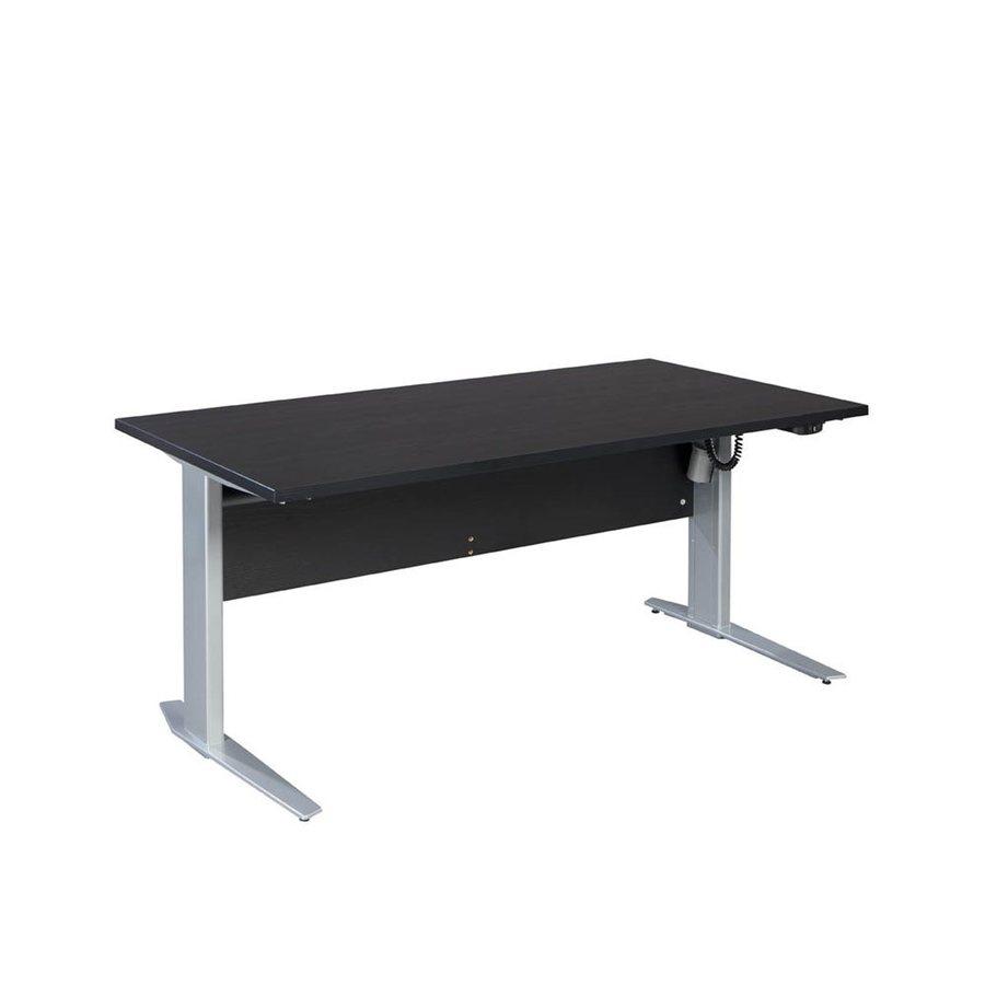 Tvilum Pierce Contemporary Black Adjustable Desk