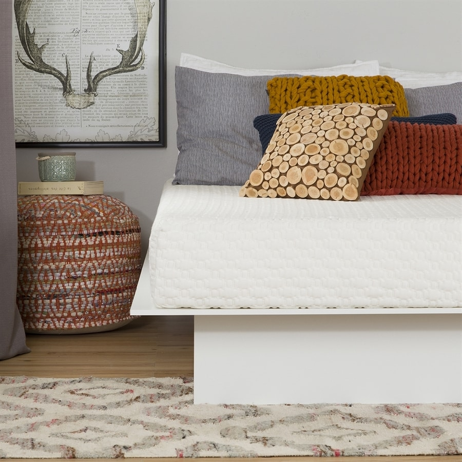 South Shore Furniture Queen Memory Foam Mattress