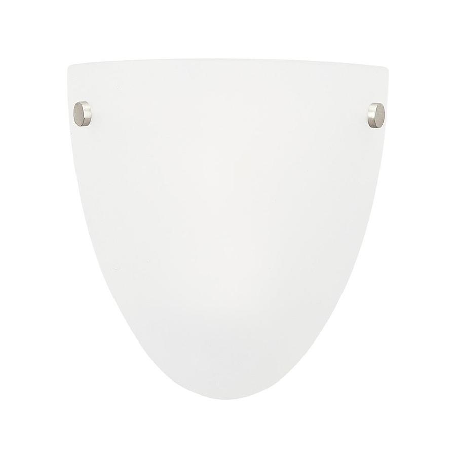 Sea Gull Lighting Metropolis 1-Light 8.25-in White Vanity Light ENERGY STAR