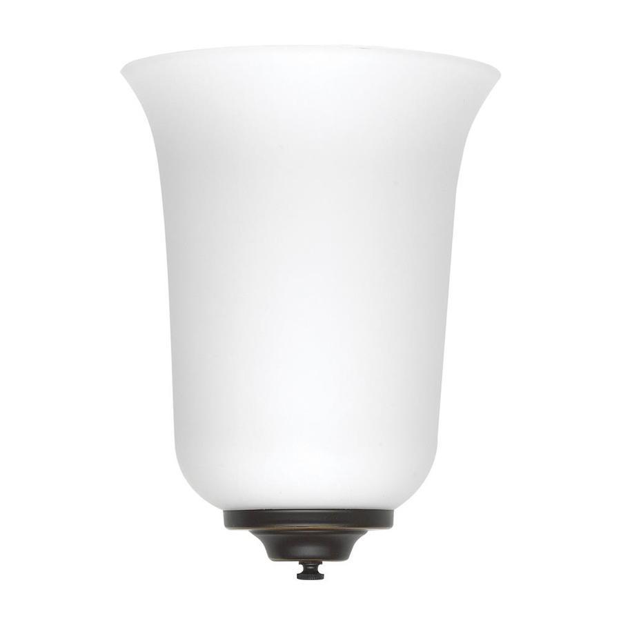 Sea Gull Lighting 1-Light 10.5-in Heirloom bronze Vanity Light ENERGY STAR