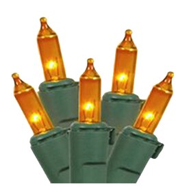 Northlight 4-Ft x 6-Ft Indoor/Outdoor Constant Orange Incandescent Mini Christmas  sc 1 st  Loweu0027s & Shop Christmas Net Lights at Lowes.com azcodes.com