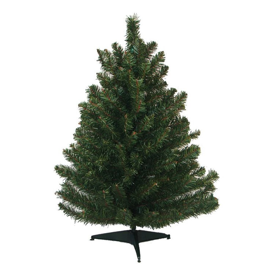 Northlight 3-ft Mixed Needle Artificial Christmas Tree