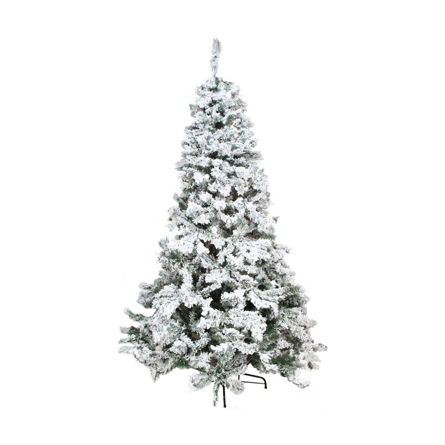 Northlight 3-ft 144-Count Flocked Artificial Christmas Tree