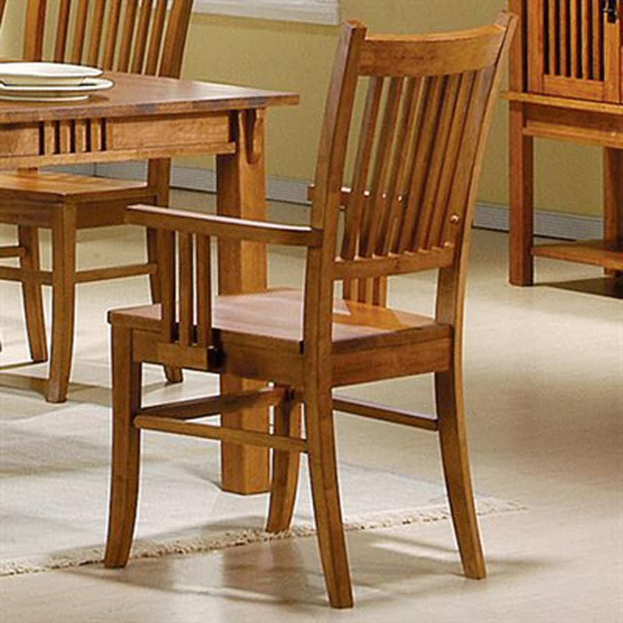 Coaster Fine Furniture Marbrisa Arm Dining Chair Set Of 2