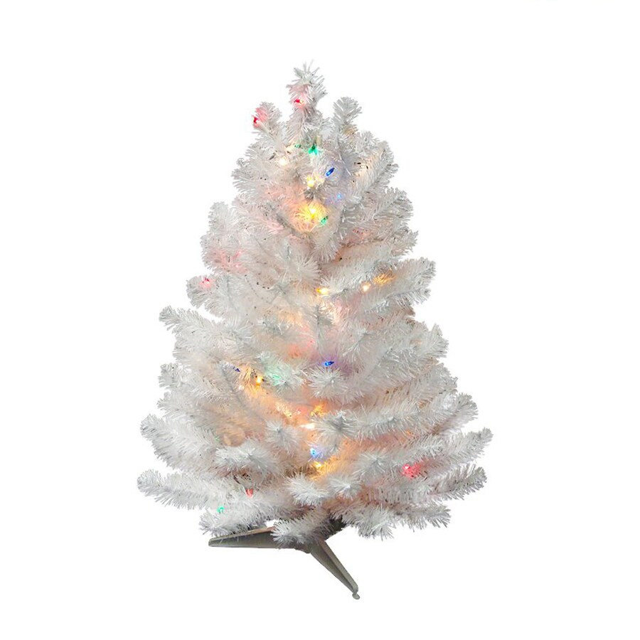 50 Foot Christmas Tree: Northlight 2-ft Pre-lit Artificial Christmas Tree With 50