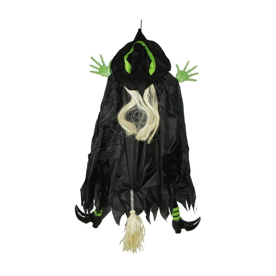 Northlight 4-ft 6-in Crashing Witch Halloween Decoration