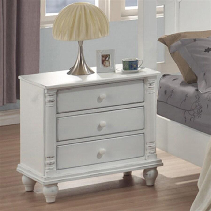 Coaster Fine Furniture Kayla White Nightstand