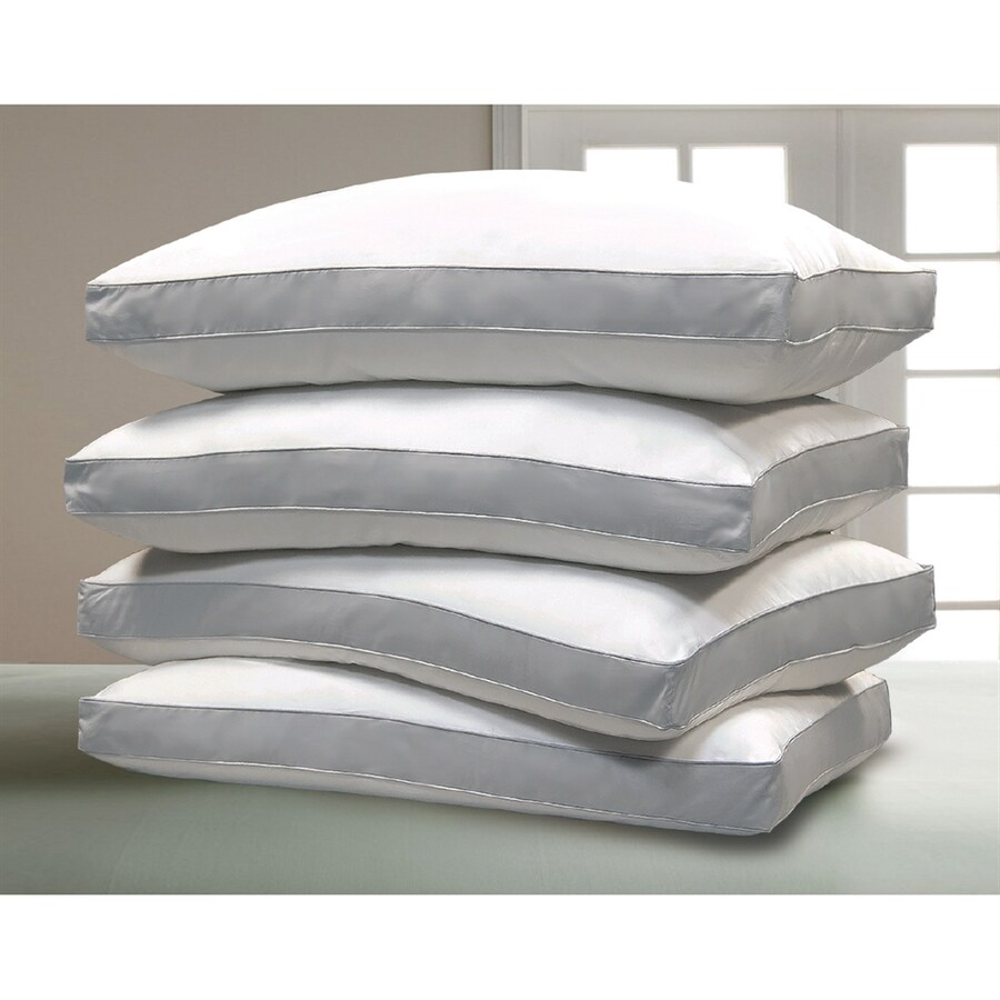 Blue Ridge Home Fashions Jumbo Down Alternative Bed Pillow At Lowes Com