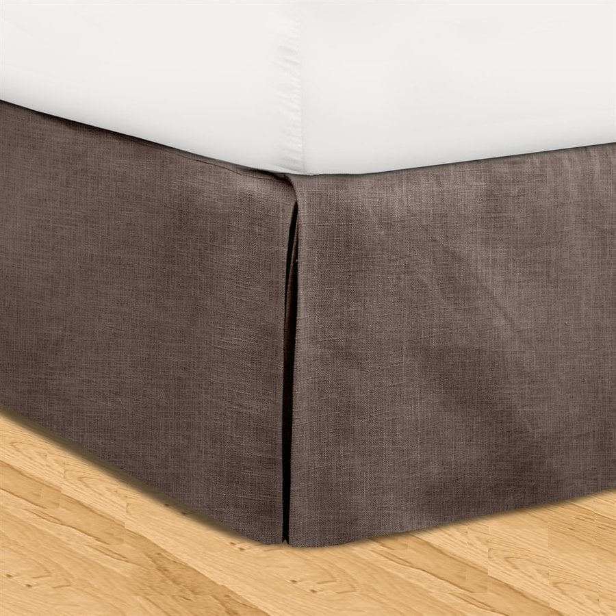 Veratex Huys Java California King 16-in Bed Skirt