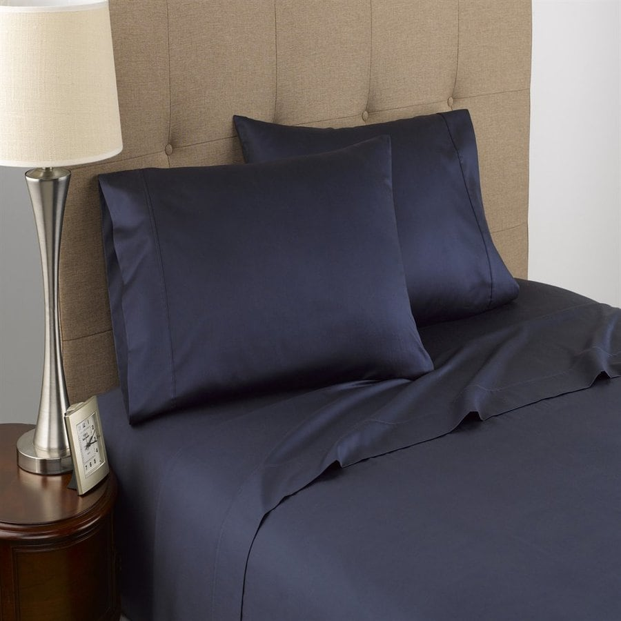 Modern Living by WestPoint Home Full Cotton Sheet Set