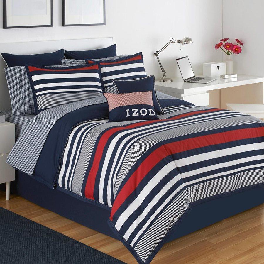 IZOD by WestPoint Home Varsity Stripe Full Polyester Comforter