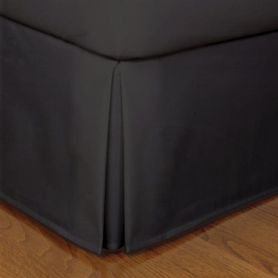 Levinsohn Textile Company Fresh Ideas Black California King 14 In