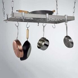 shop pot racks at lowes com