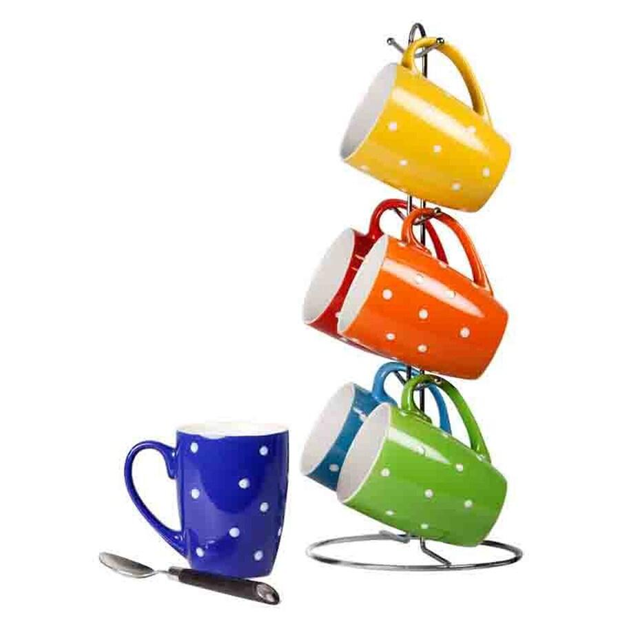 Home Basics 7-Pack Single-Serve Mug Stand