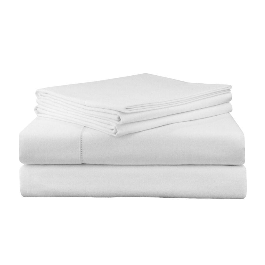 PointeHaven Living Full Cotton Set Sheet