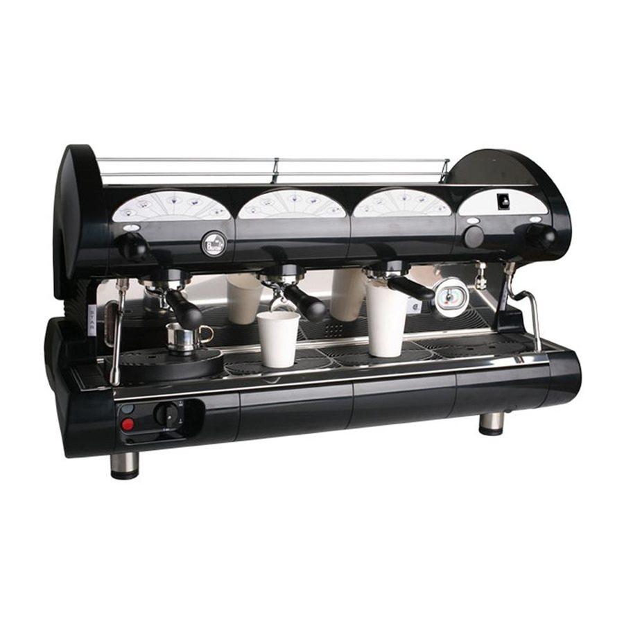 La Pavoni Stainless Steel Manual Espresso Machine