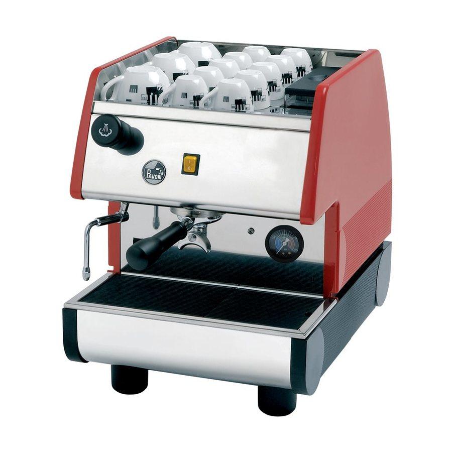 La Pavoni Pub Stainless Steel Manual Espresso Machine