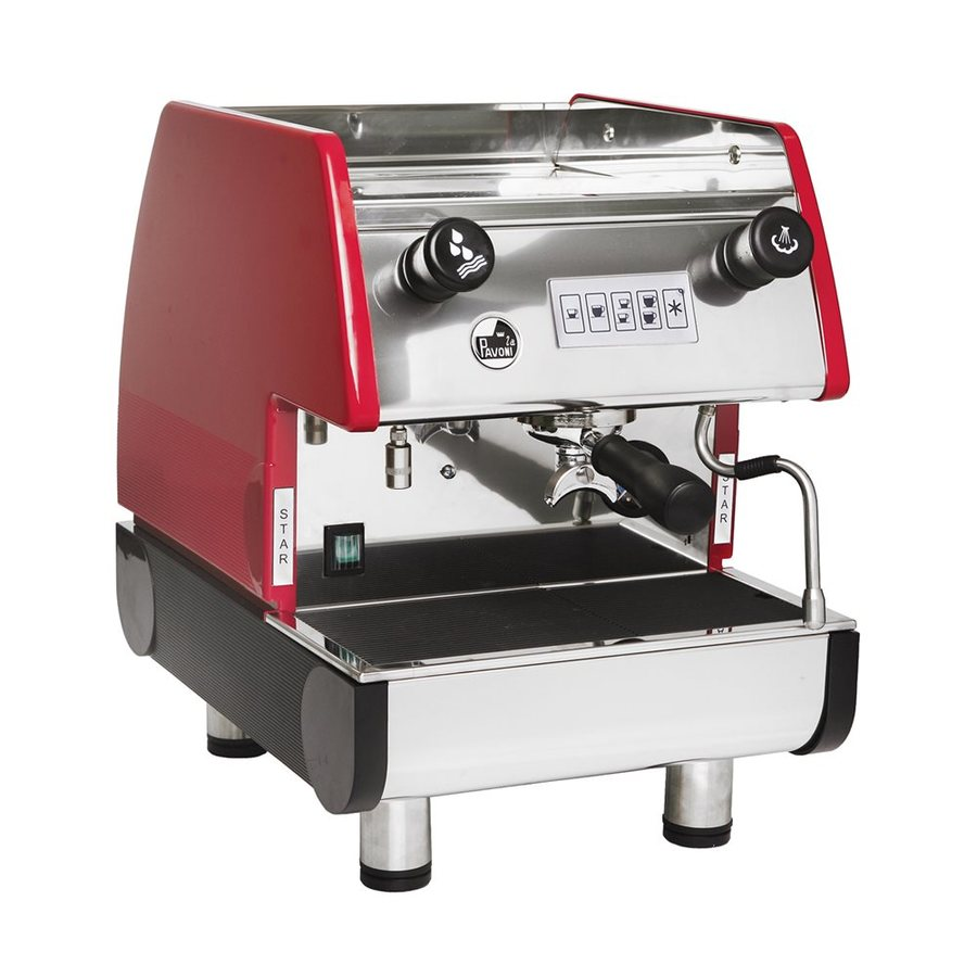 La Pavoni Pub Stainless Steel Manual Espresso Machine