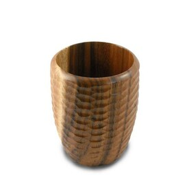 Enrico Products Wood Kitchen Utensil Holder