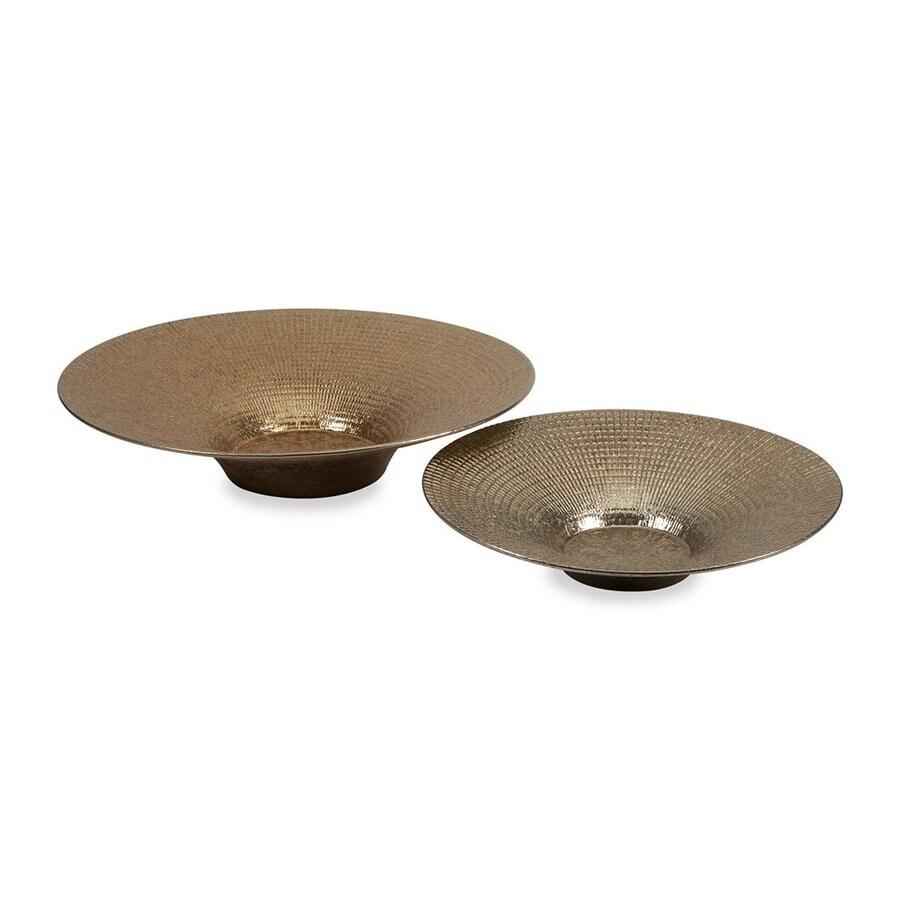 Imax Worldwide Ceramic Plate Tabletop Decoration