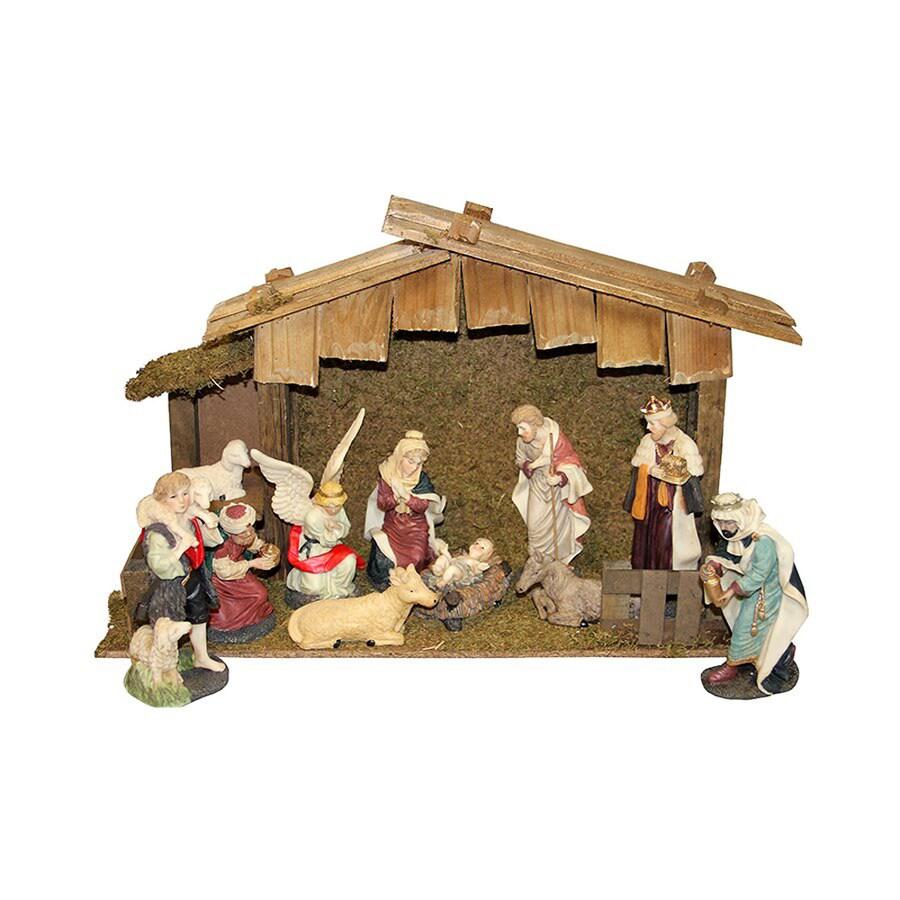 Northlight Nativity Tabletop Decoration