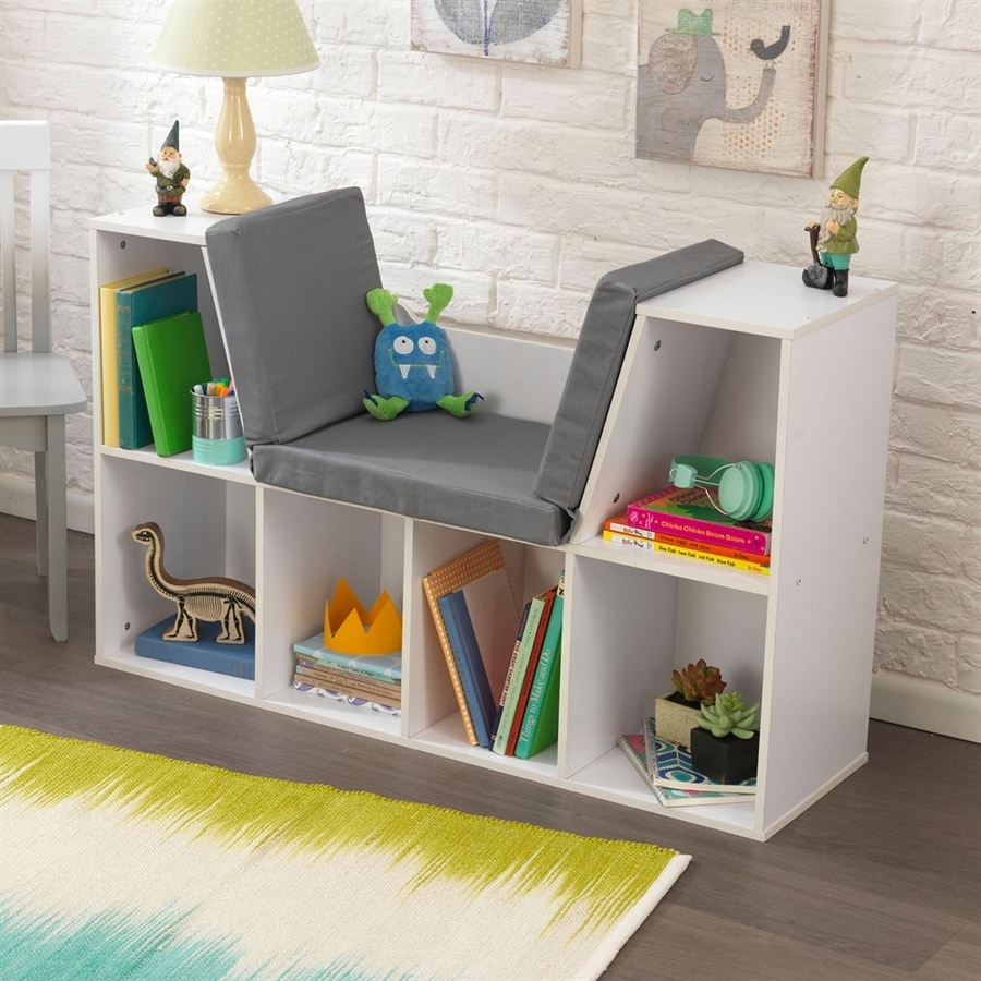 KidKraft White Bookcase At Lowes