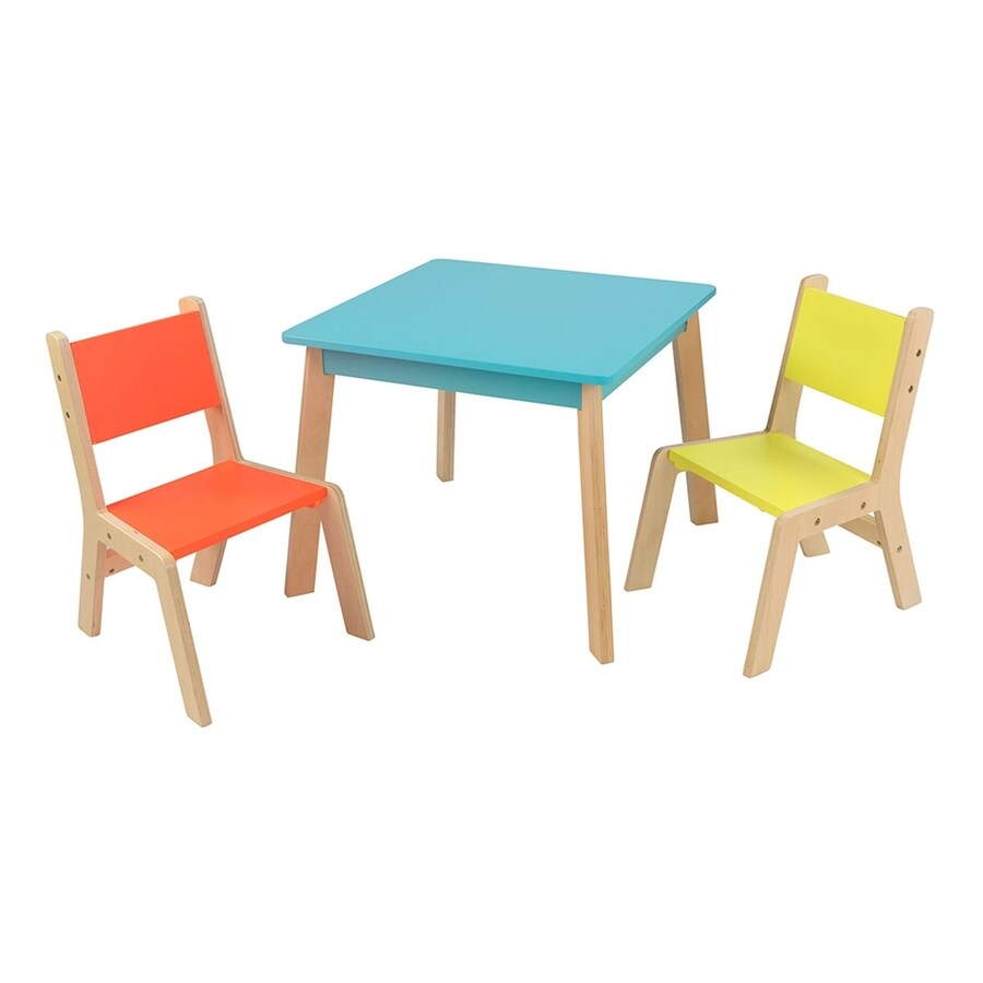 KidKraft Highlighter Square Kid's Play Table