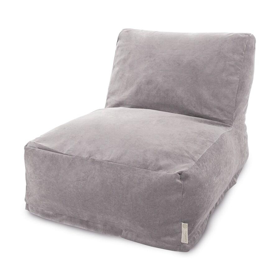 Majestic Home Goods Villa Vintage Bean Bag Chair